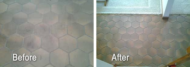 Carpet Dry Cleaners Tile and Grout Cleaning